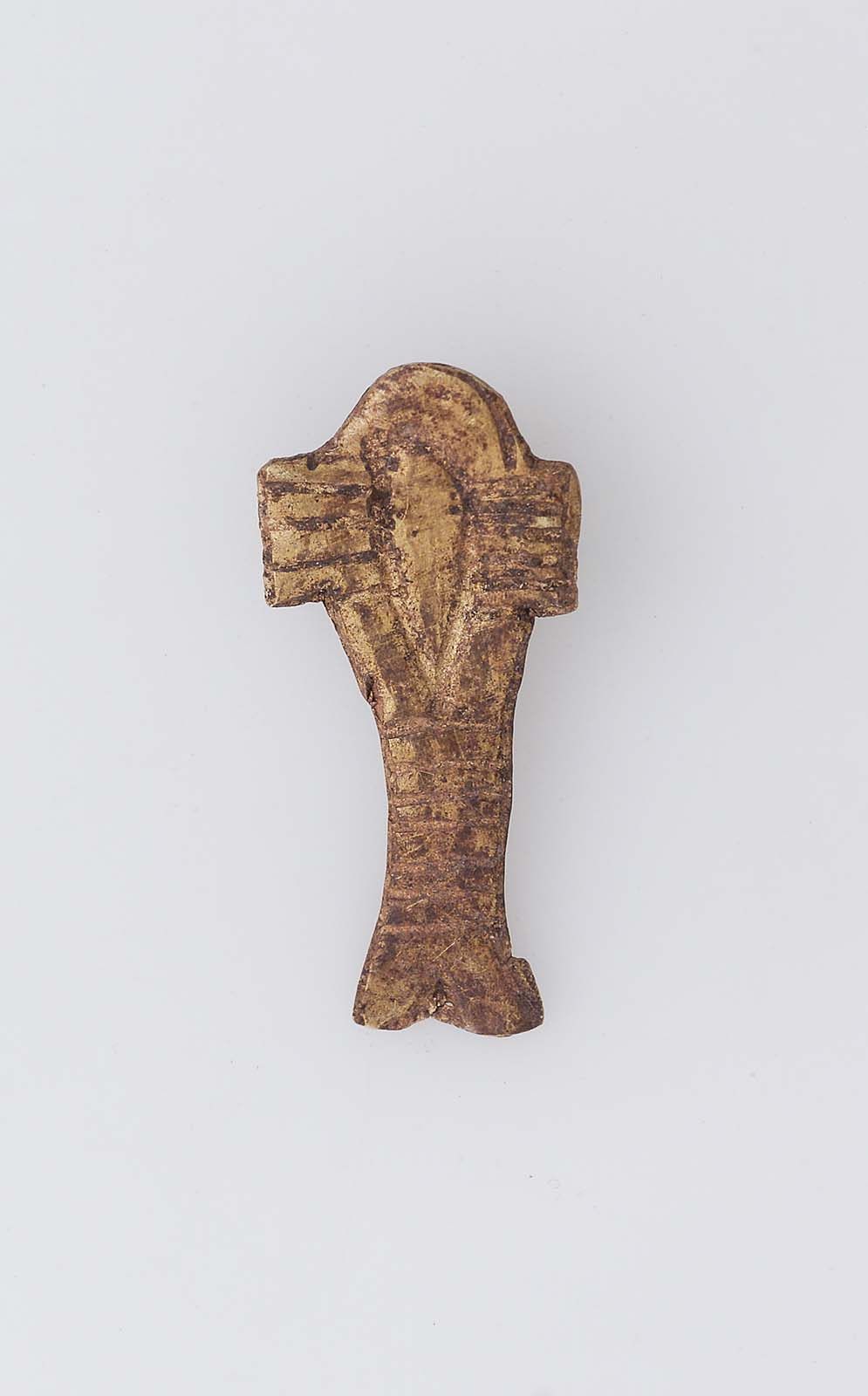 Amulet Of The Hieroglyphic Symbol For Protection Sa Museum Of