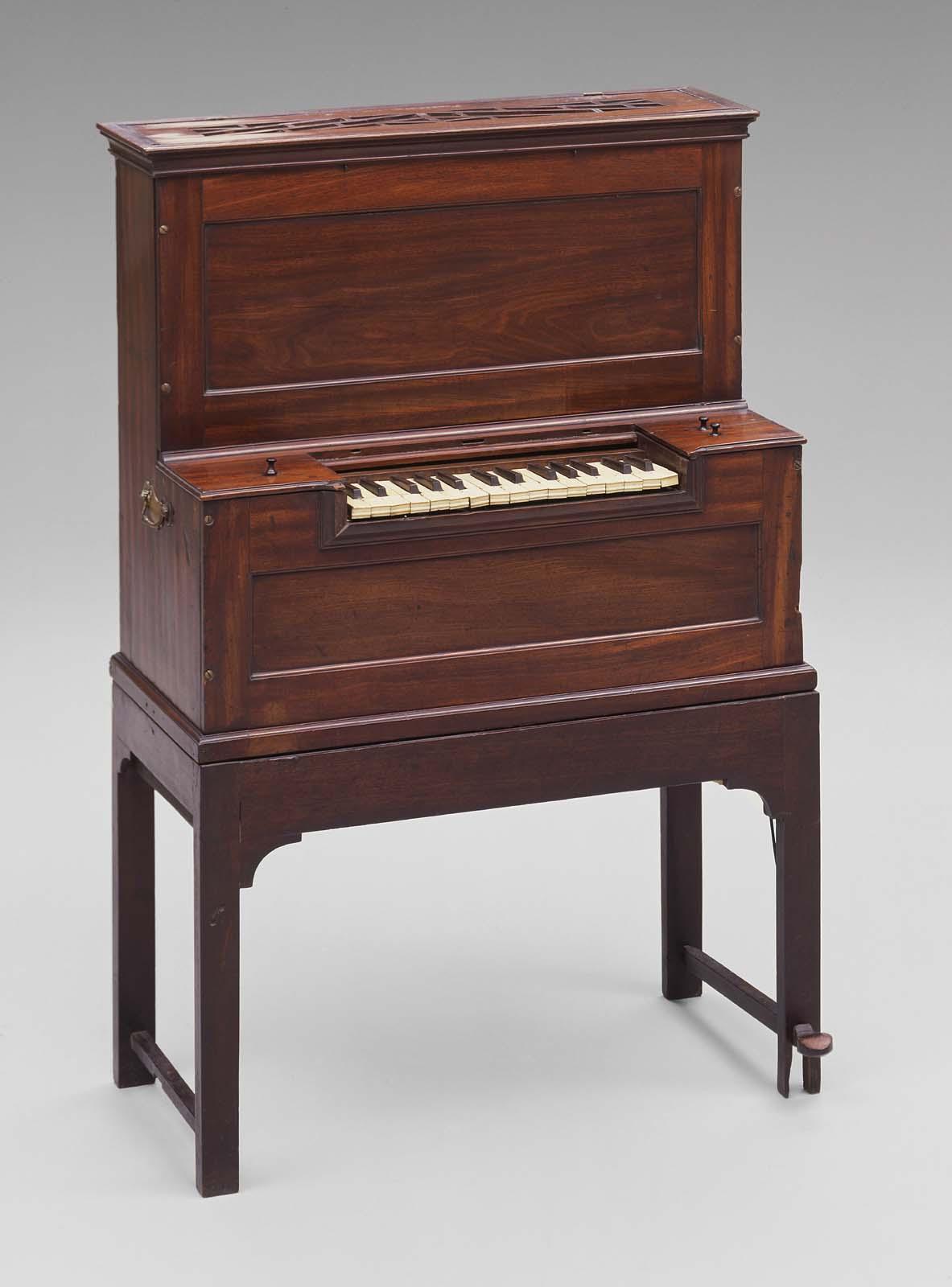 Keyboard Instruments Museum Of Fine Arts Boston