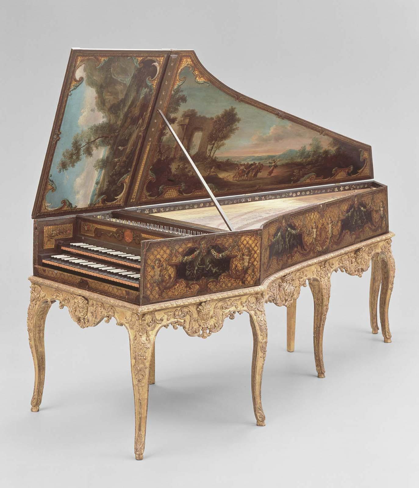 Harpsichord | Museum of Fine Arts, Boston