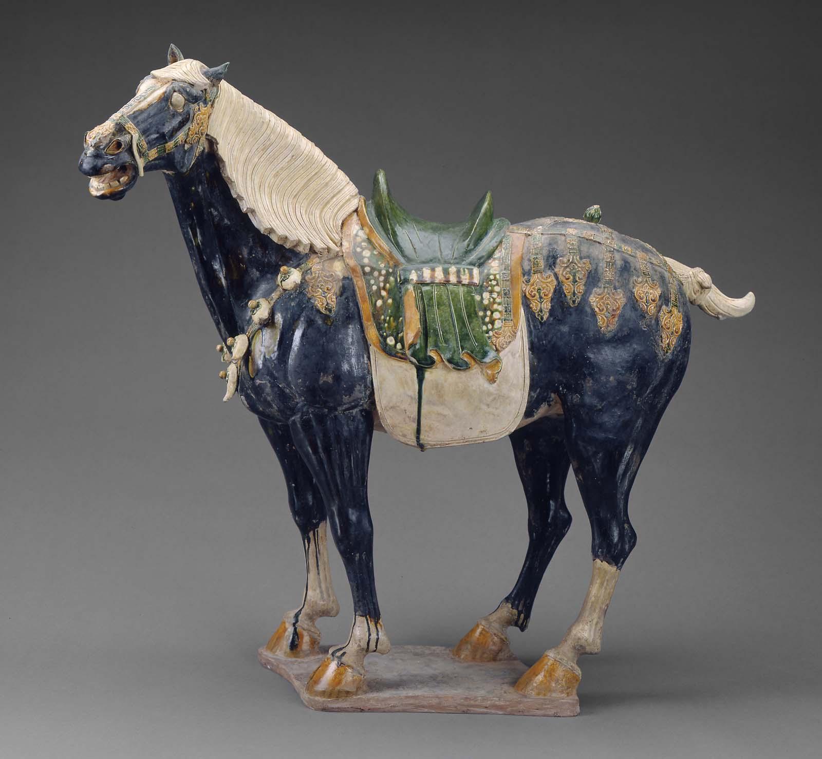 Horse Museum Of Fine Arts Boston