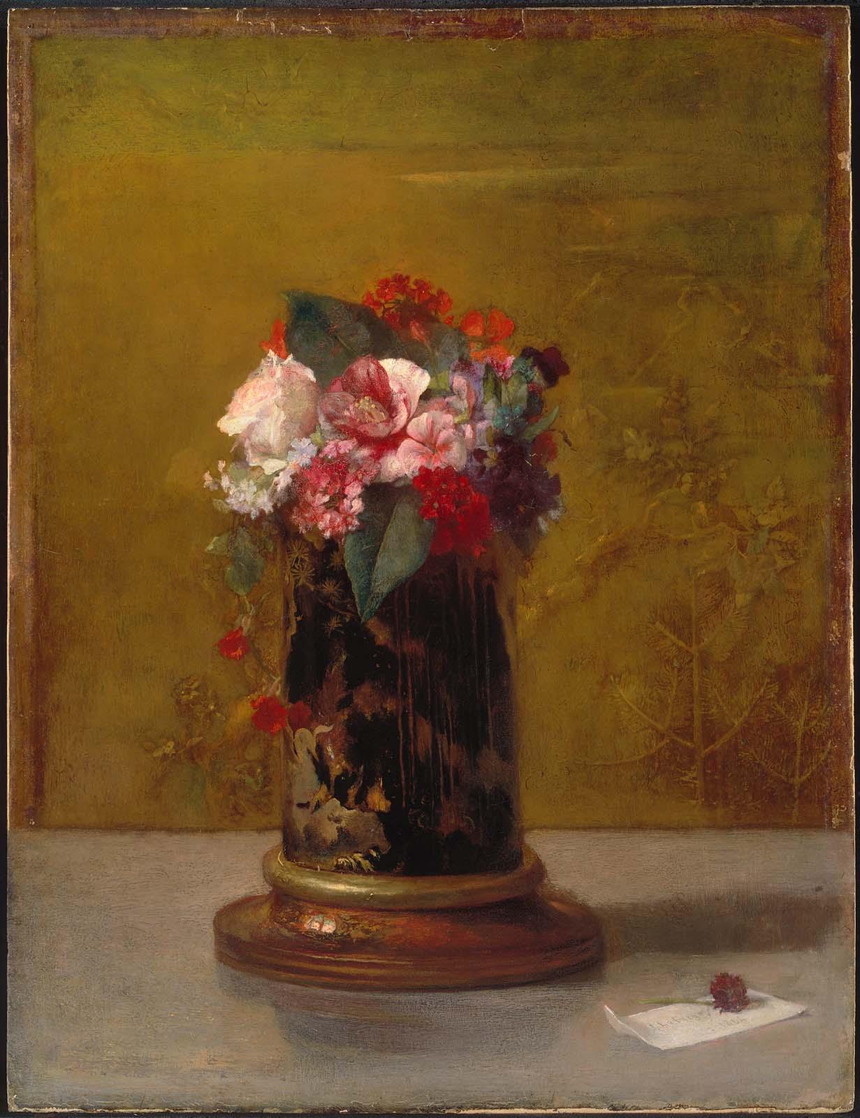 Mfa images bouquets museum of fine arts boston vase of flowers izmirmasajfo