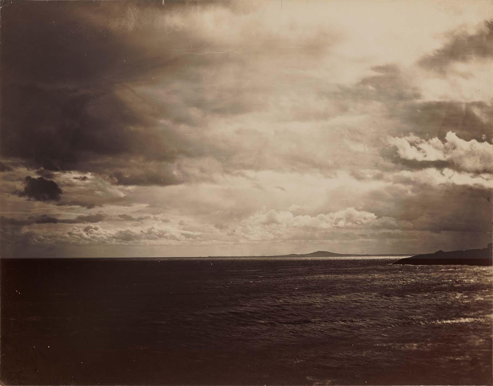 Gustave Le Gray Seascape