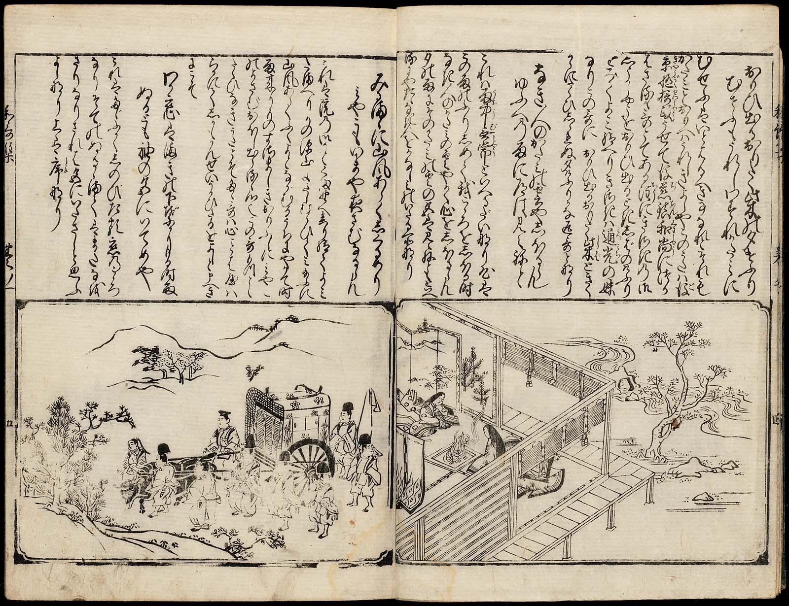 Shinpan waka chûsenshô (Newly Published Commentary on