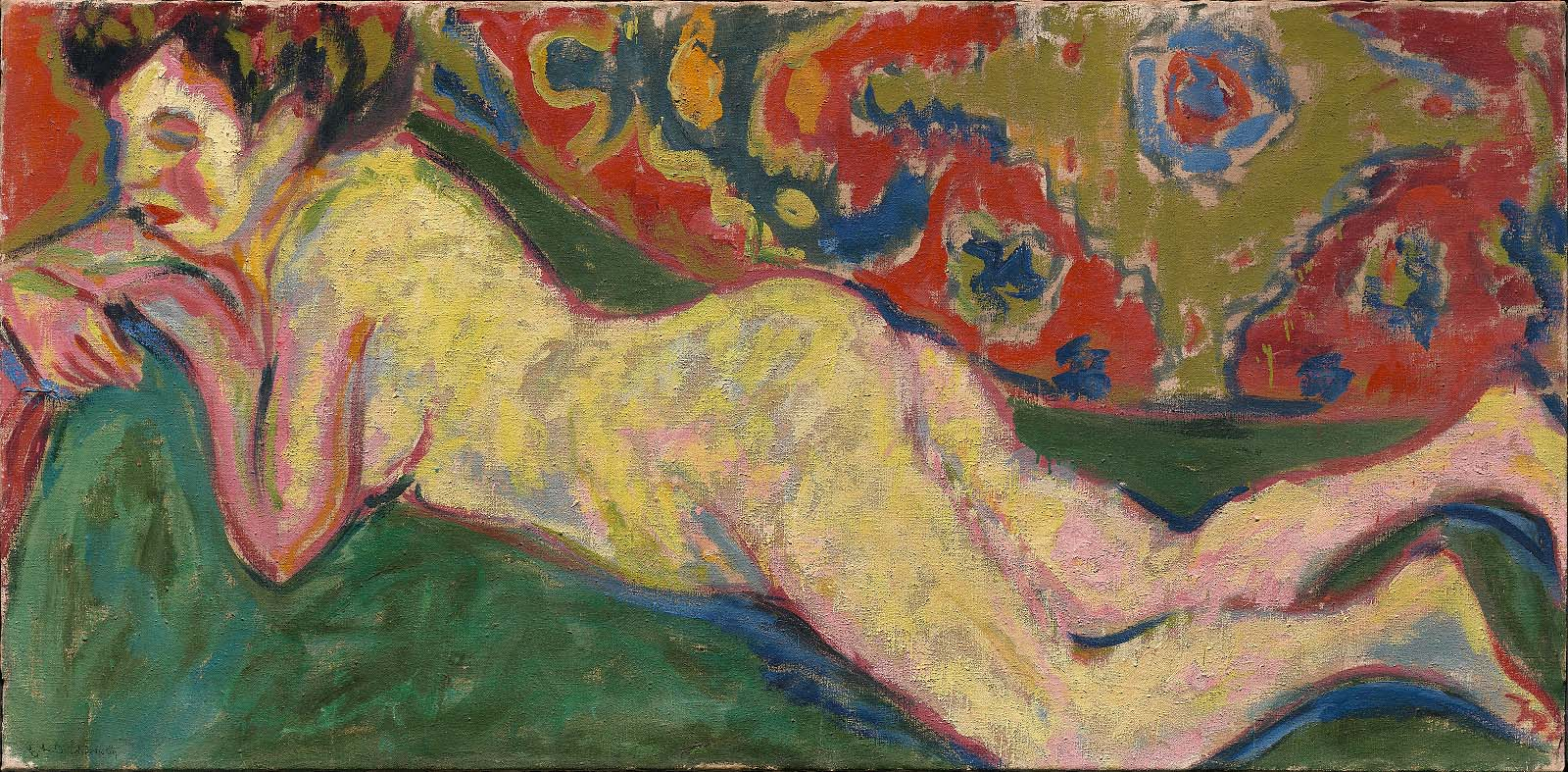 Reclining Nude | Museum of Fine Arts, Boston