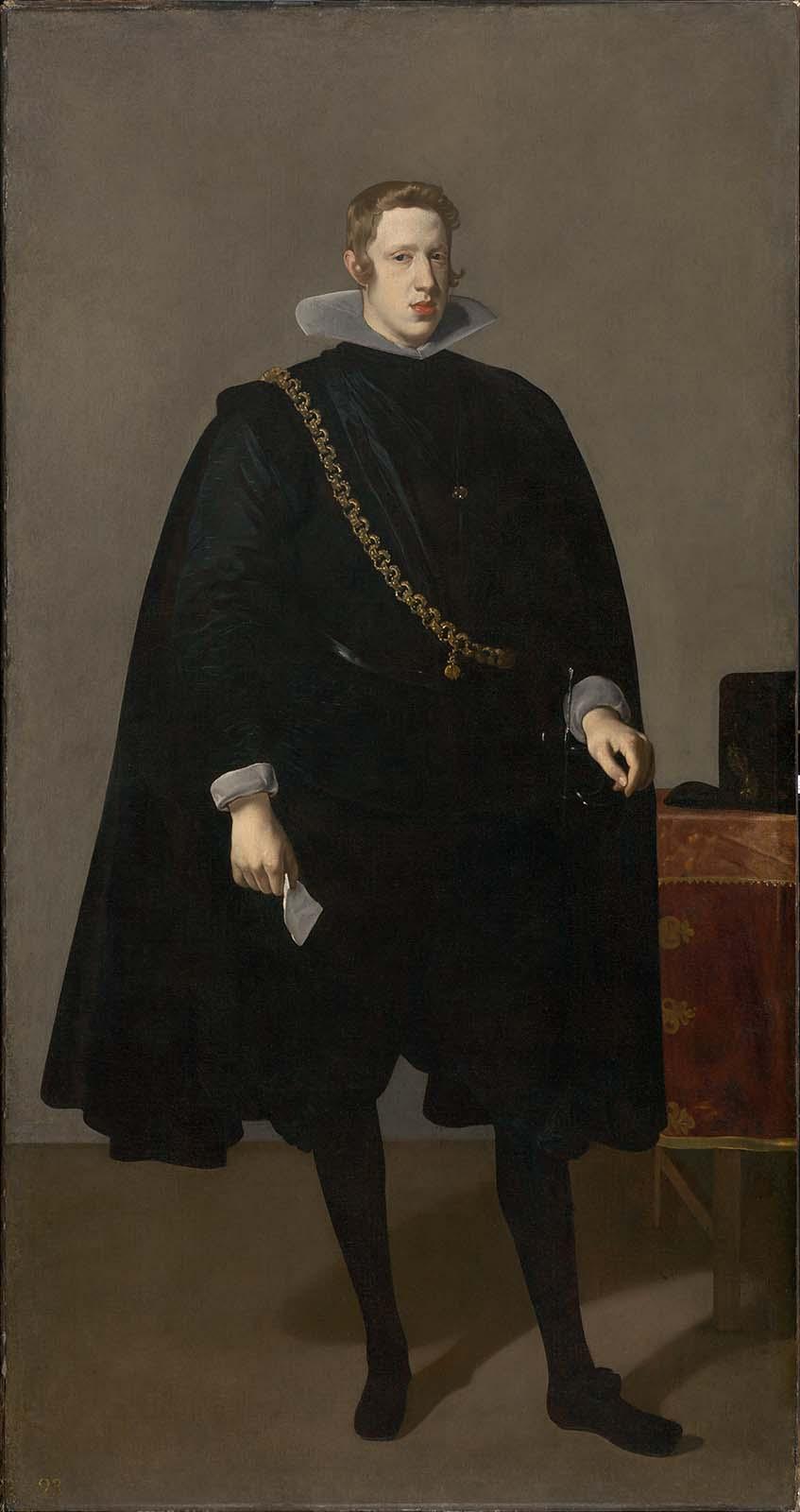 Phillip Silva >> Philip IV, King of Spain | Museum of Fine Arts, Boston