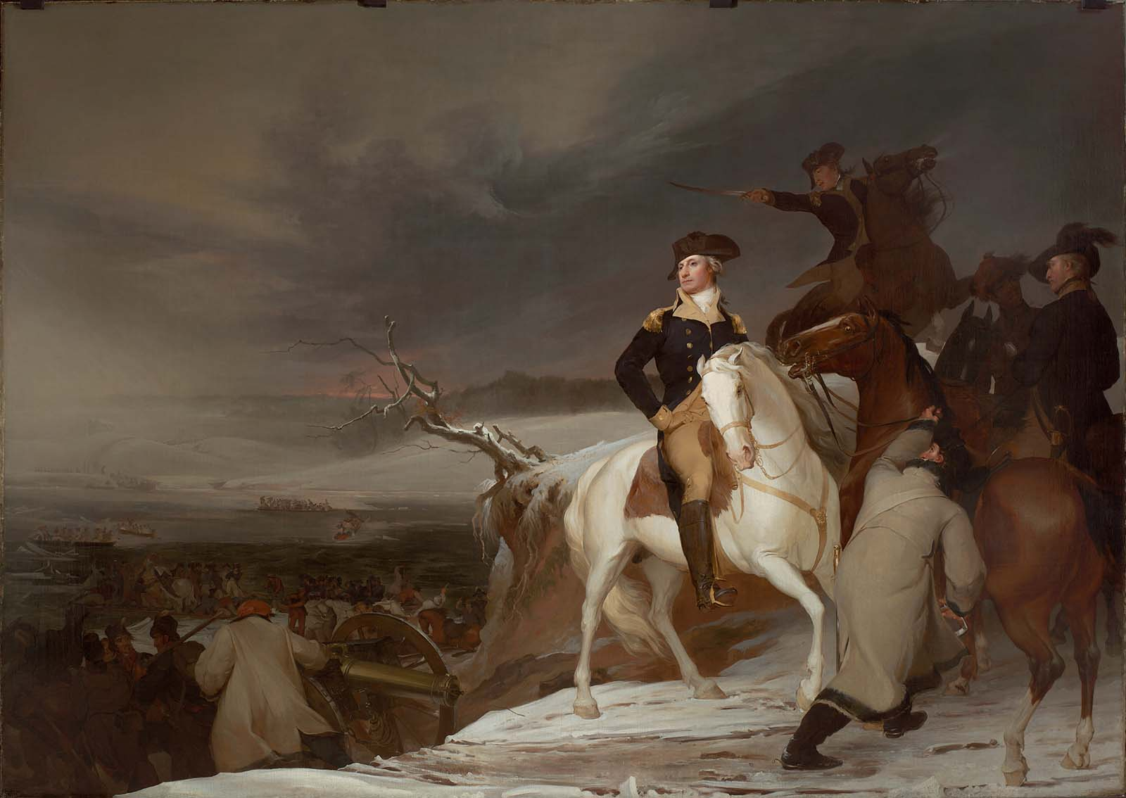 Art of the americas collection highlights museum of fine for Americas best paint