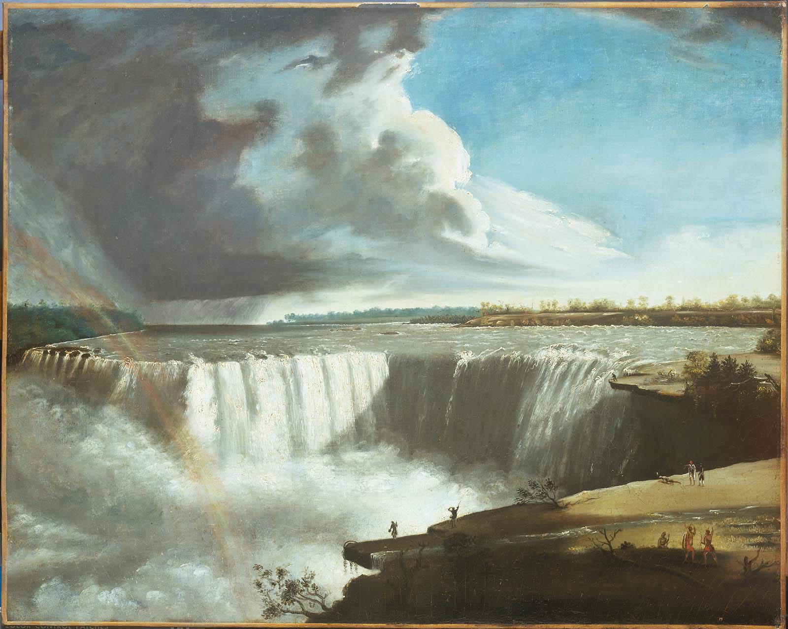 Niagara Falls From Table Rock Museum Of Fine Arts Boston