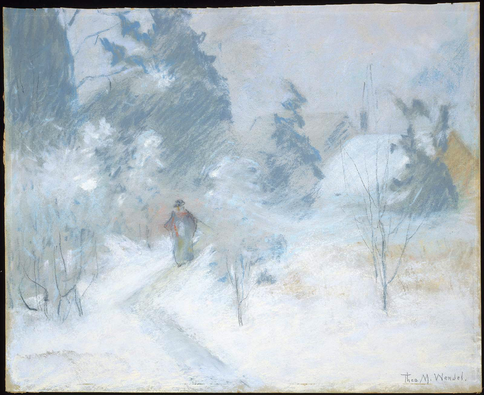 MFA Images: American Impressionism & Related Works | Museum of Fine ...