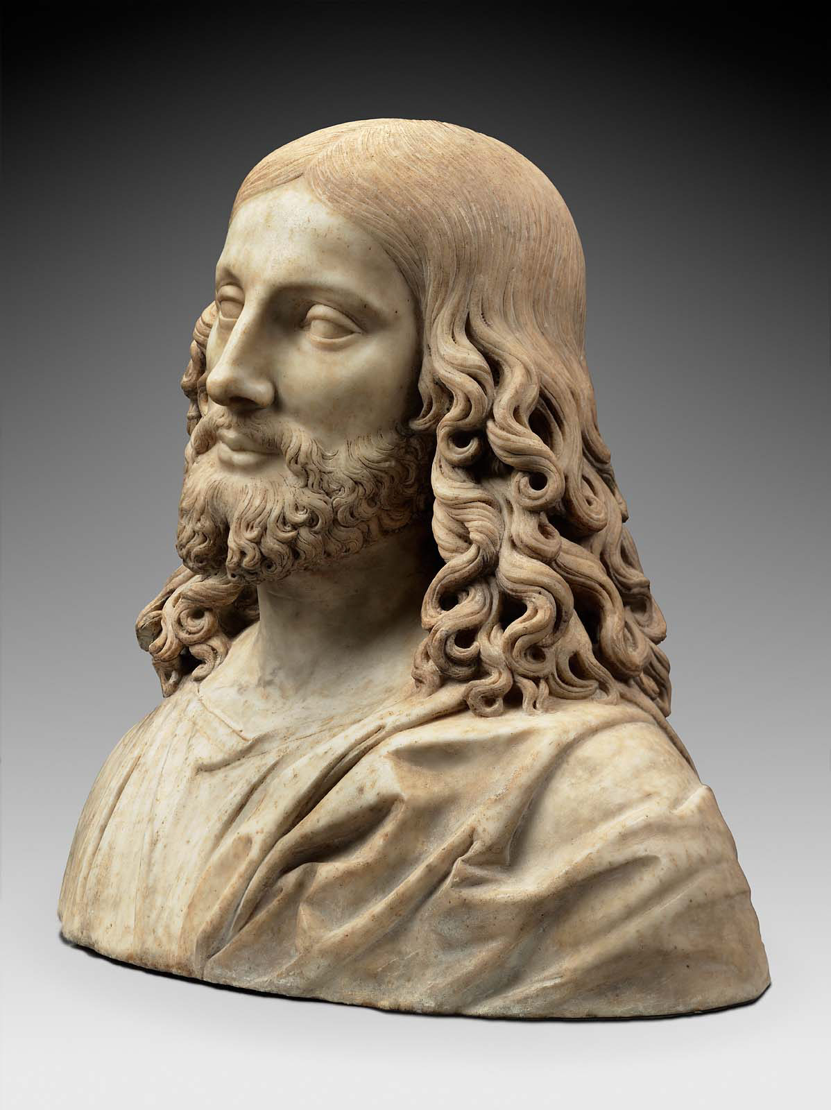 Bust Of Christ Museum Of Fine Arts Boston