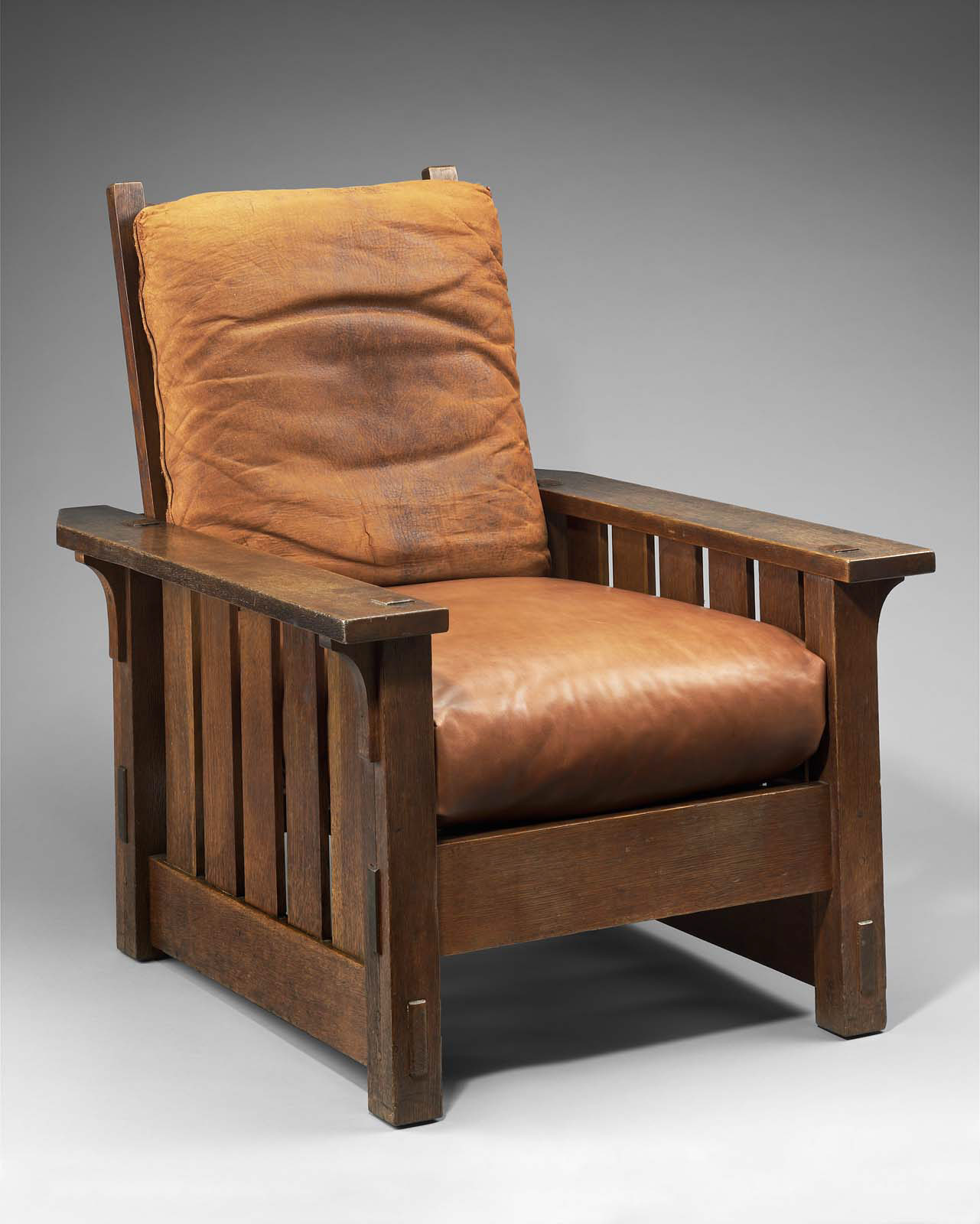 Adjustable Back Chair No 2342 Museum Of Fine Arts Boston