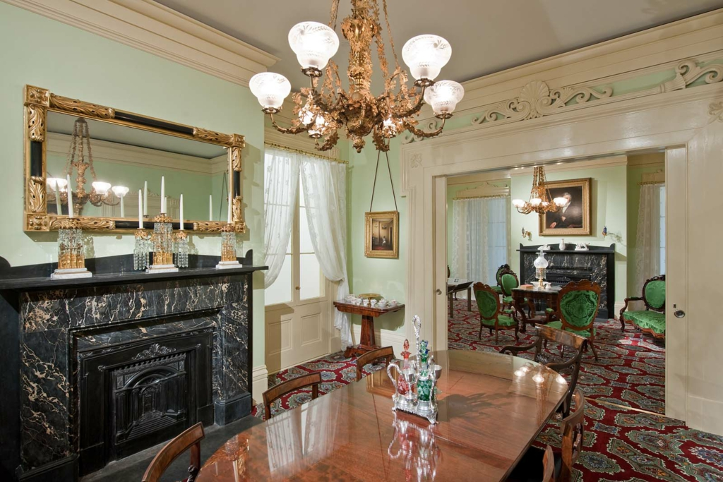 Roswell Gleason House Dining Room