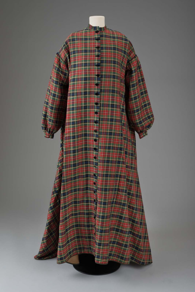 Woman\'s dressing gown | Museum of Fine Arts, Boston