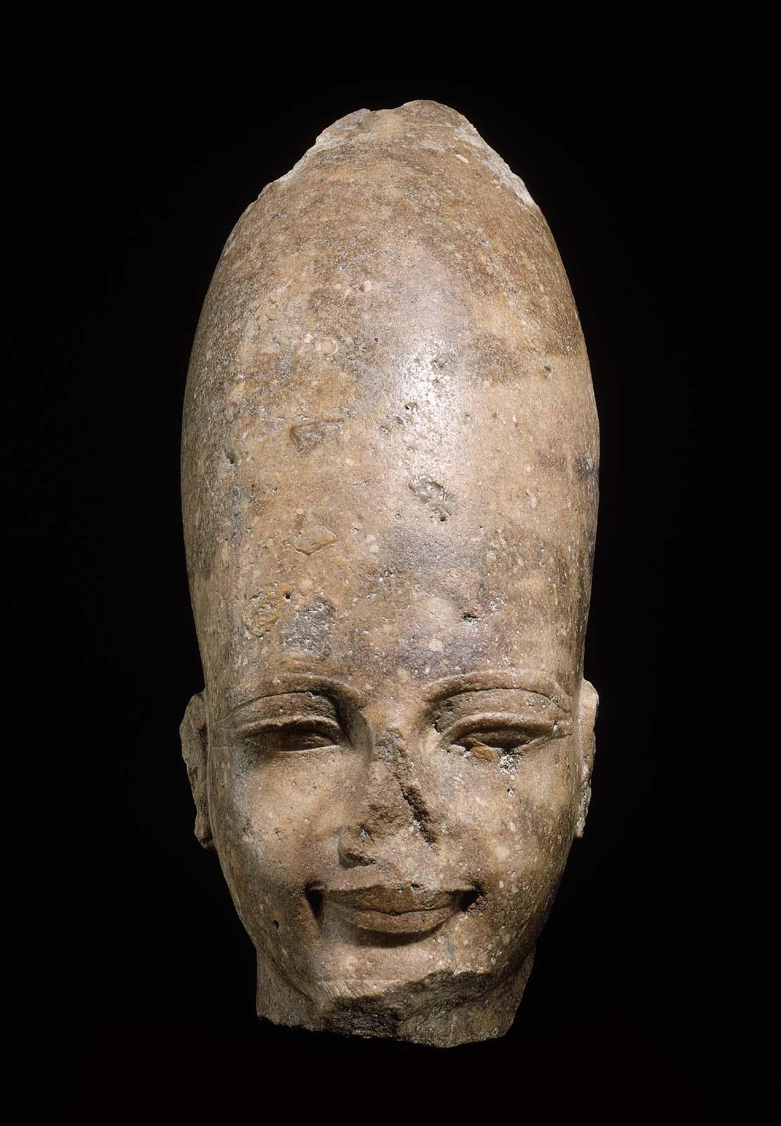 Head Of Amenhotep Iii Museum Of Fine Arts Boston