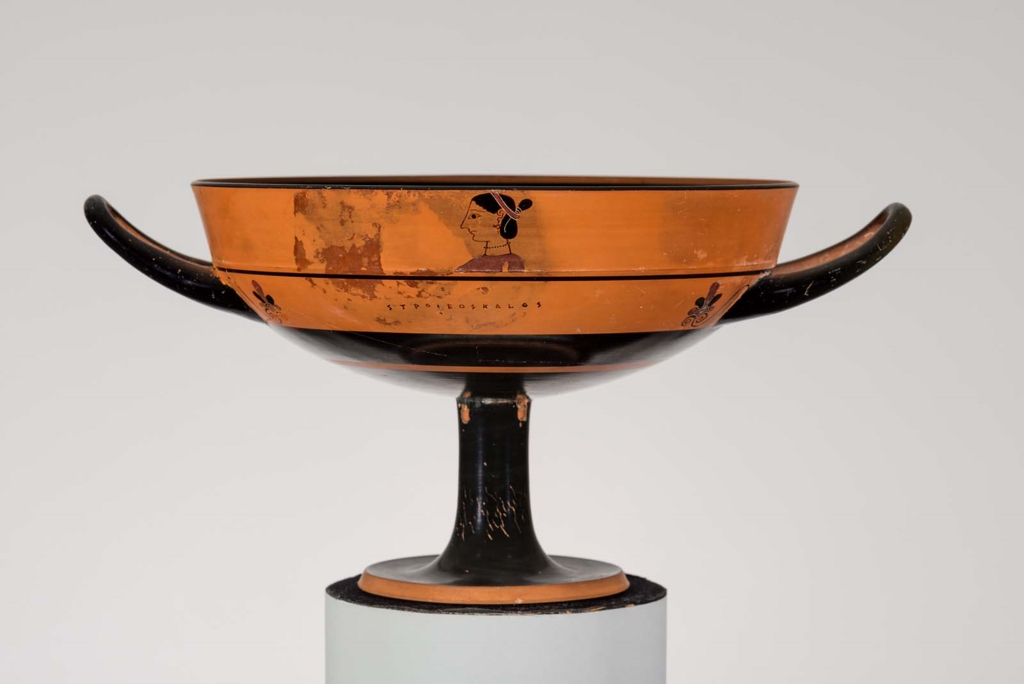 Lip Cup Kylix Museum Of Fine Arts Boston