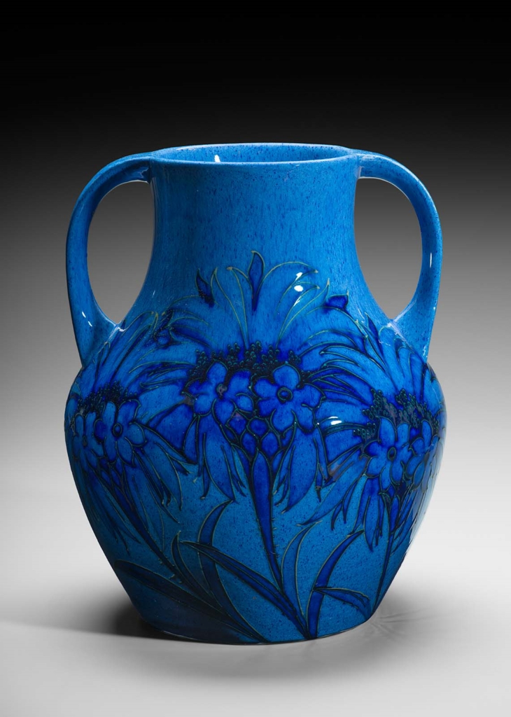 Blue Two Handled Vase Museum Of Fine Arts Boston