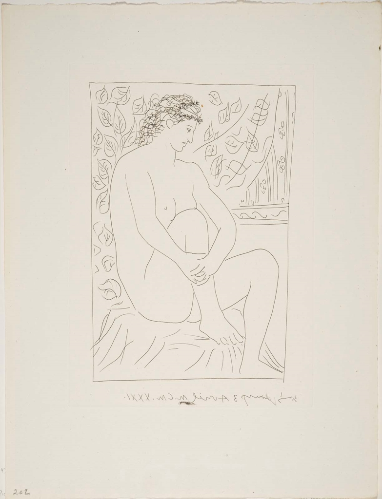 Prints By Picasso Museum Of Fine Arts Boston