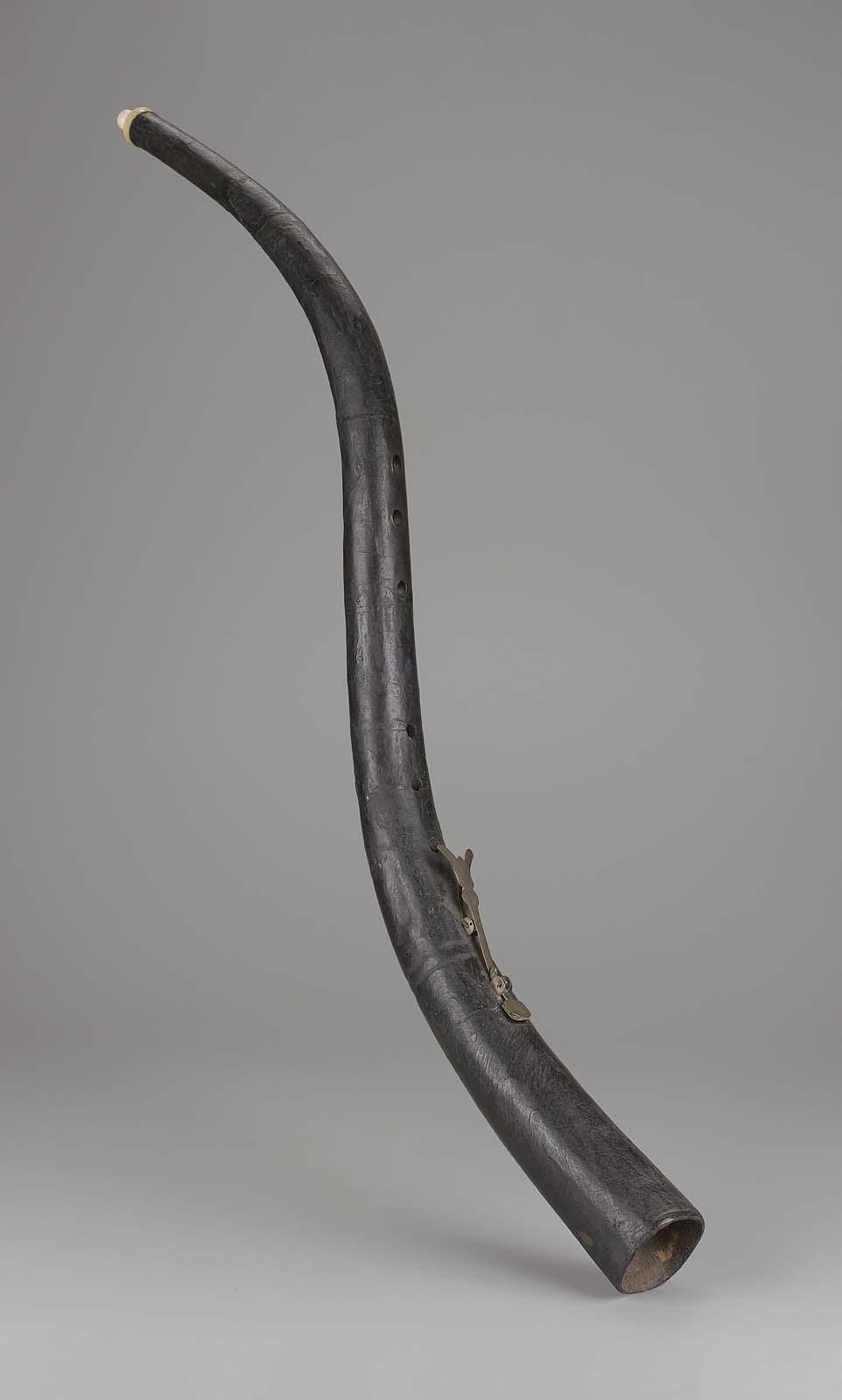 Tenor cornett (after 17th-century type) | Museum of Fine