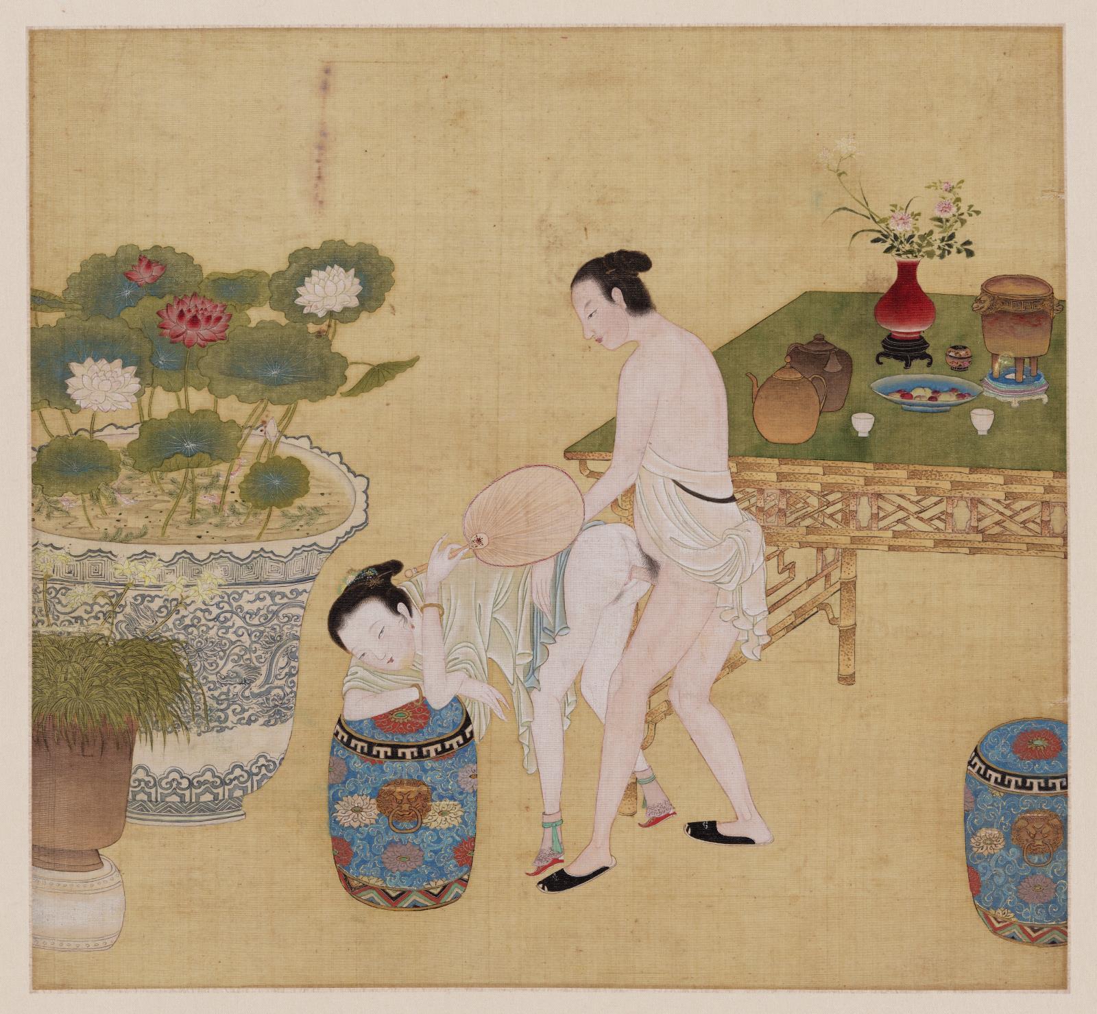 Chinese erotic arts