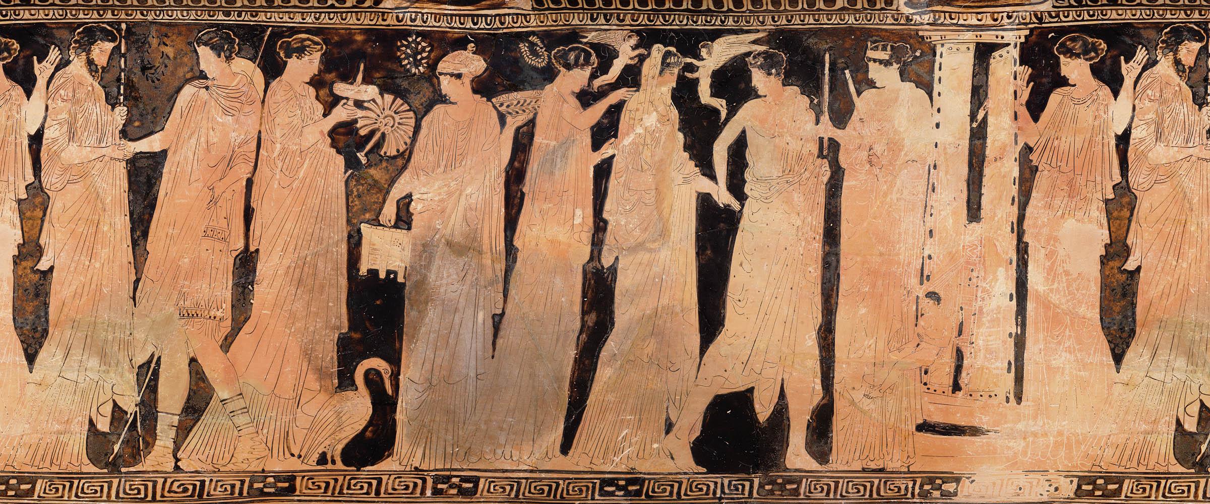 Ancient Greek Vase Painting