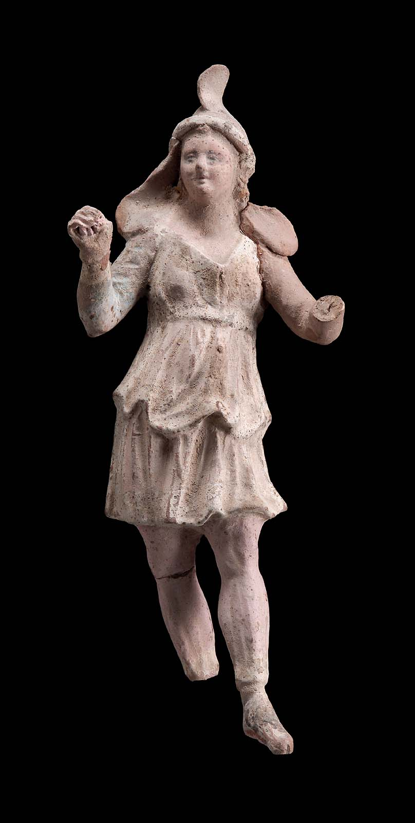 Dancing Attis With Phrygian Cap Museum Of Fine Arts Boston