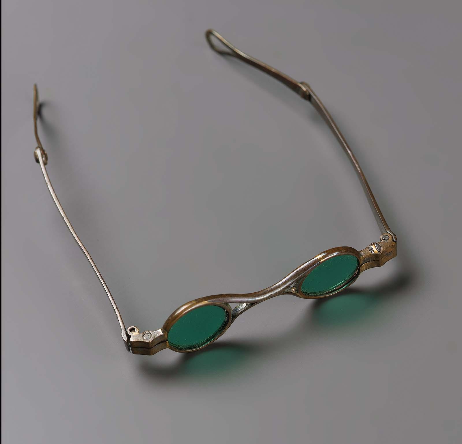 Miniature Eyeglass Case With Eyeglasses Eyeglasses Museum Of Fine Arts Boston
