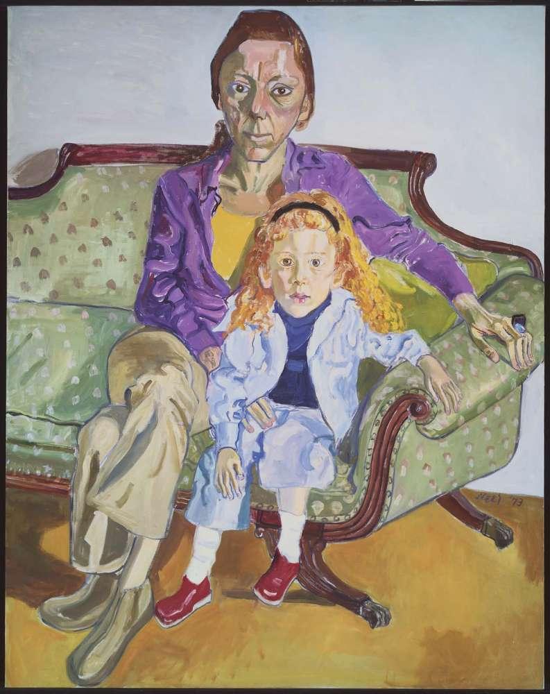 Linda Nochlin And Daisy Museum Of Fine Arts Boston