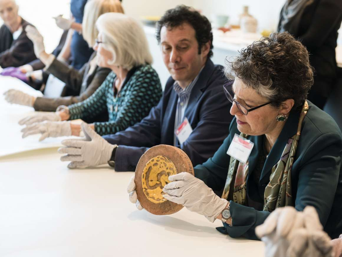 Sharing Visions: Seminars for Collectors - 2015 session