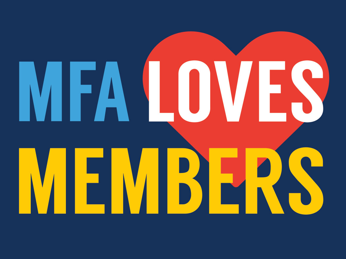 MFA Loves Members