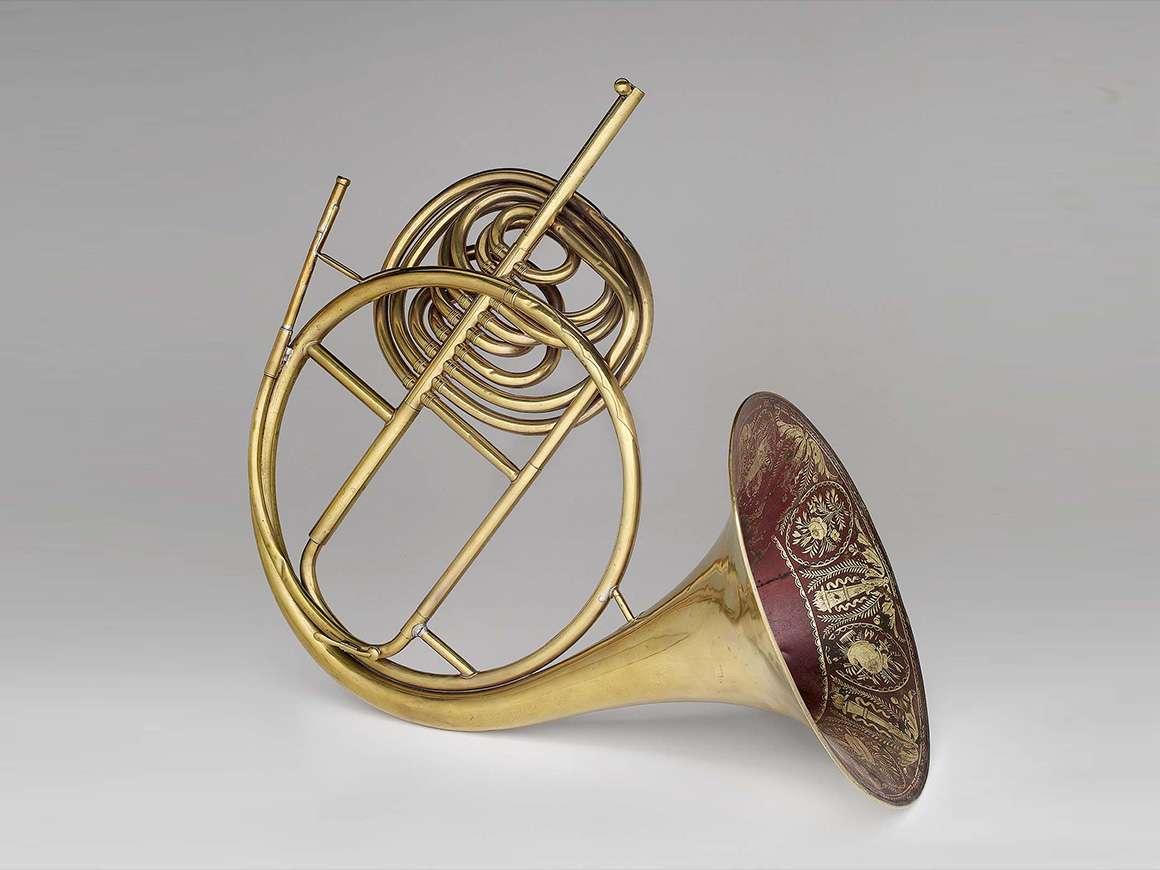 Charles-Joseph Sax, Omnitonic Horn, 1833