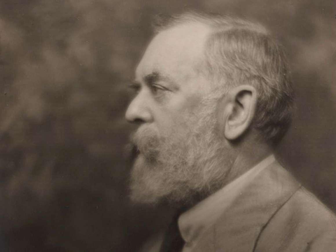 Sidney Robert Carter, John Singer Sargent, about 1910