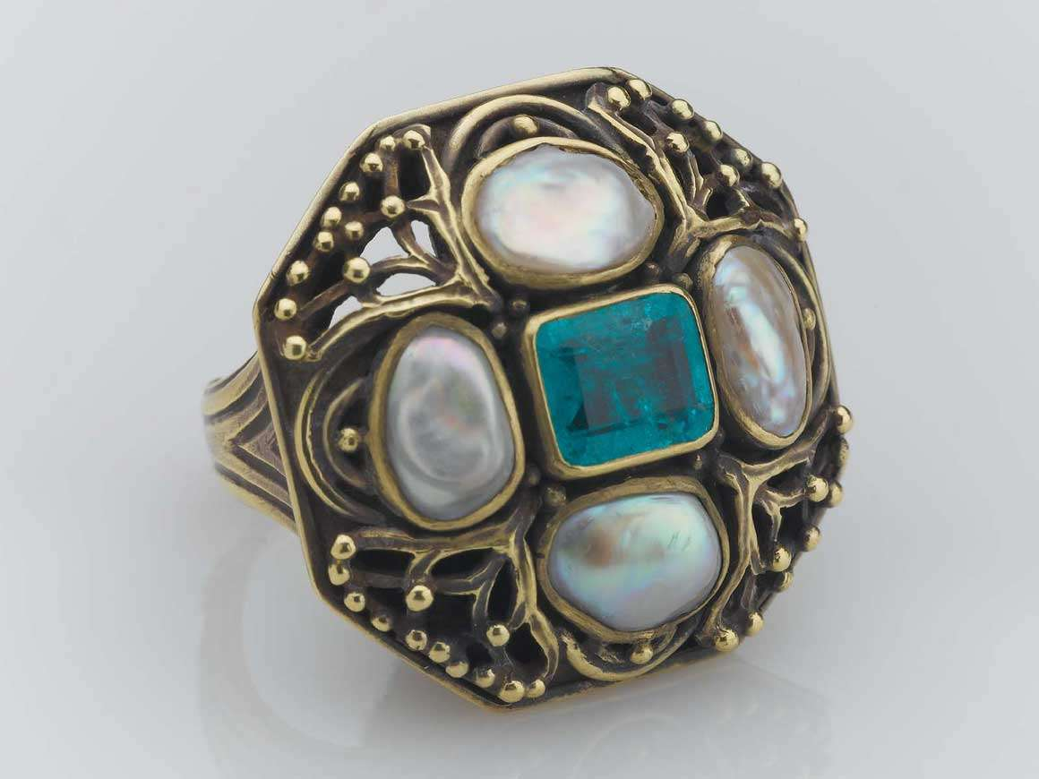 Josephine Hartwell Shaw, Ring, about 1913