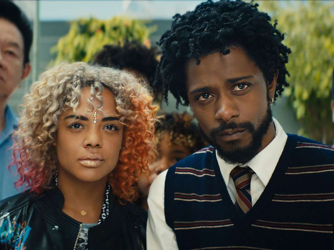 Film Still: Sorry to Bother You