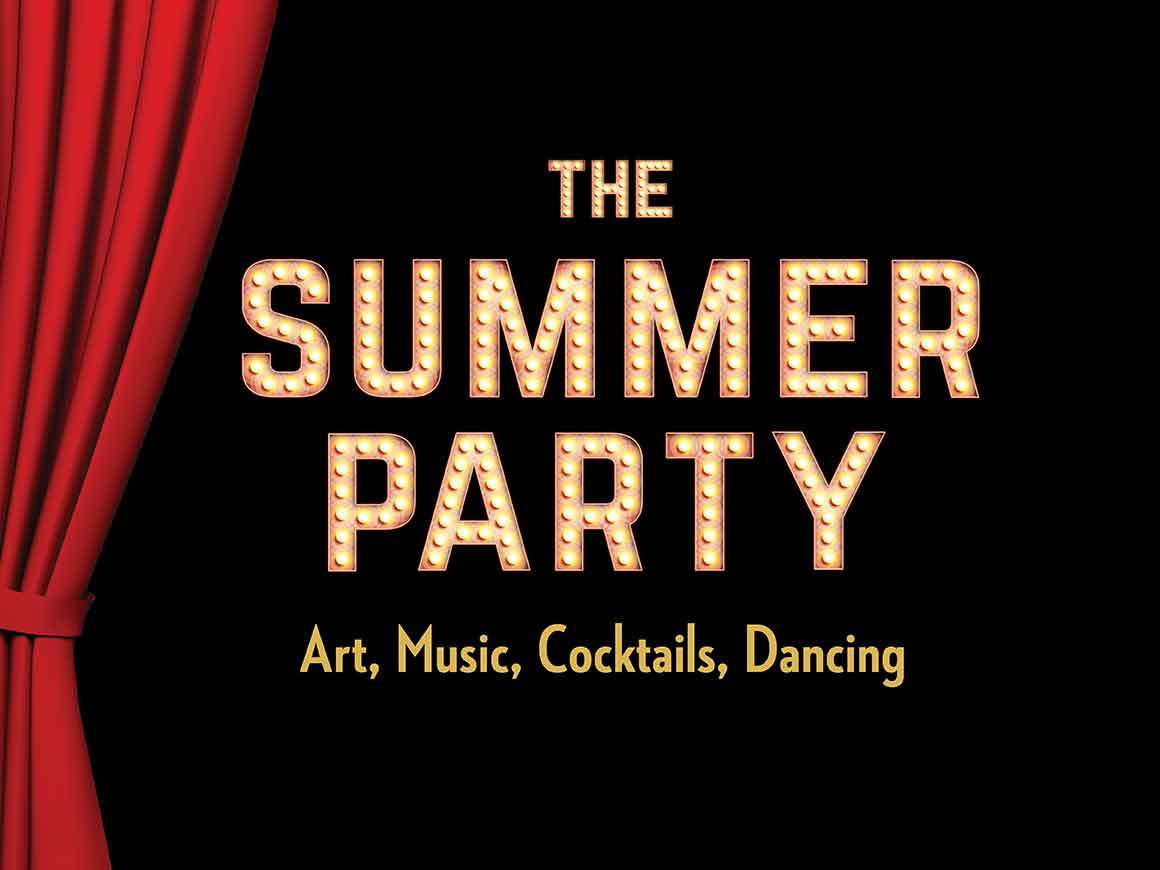 The Summer Party 2019, Art, Music, Cocktails, Dancing