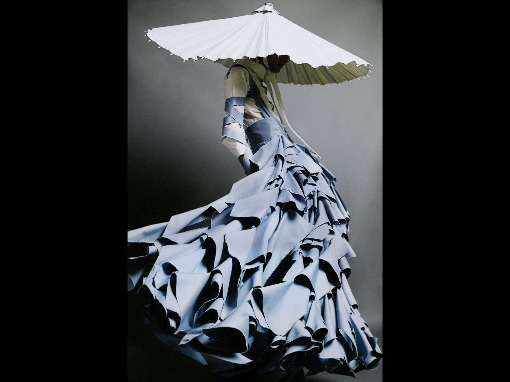 Alessandro Trincone-designed dress, Annodami