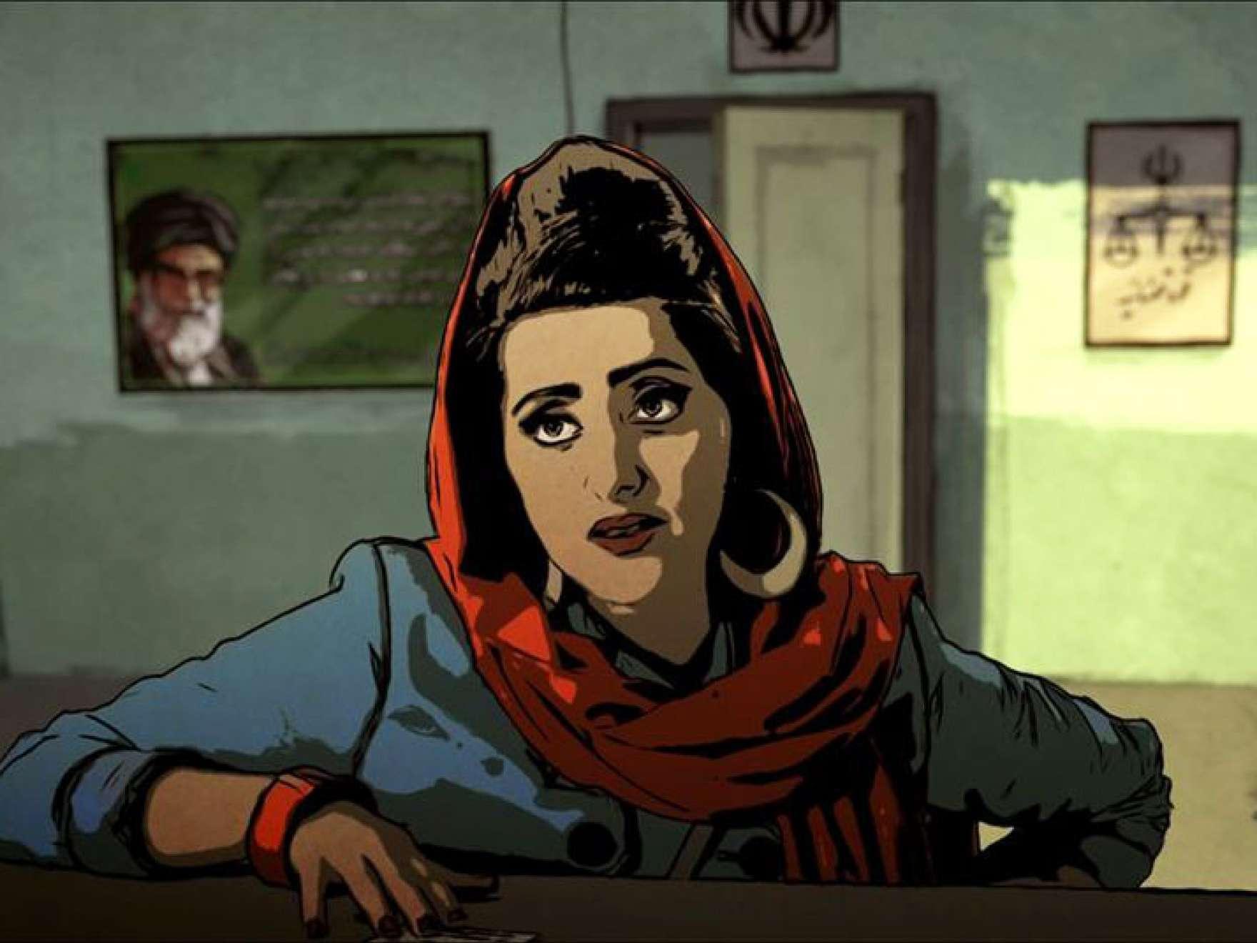 film still tehran taboo