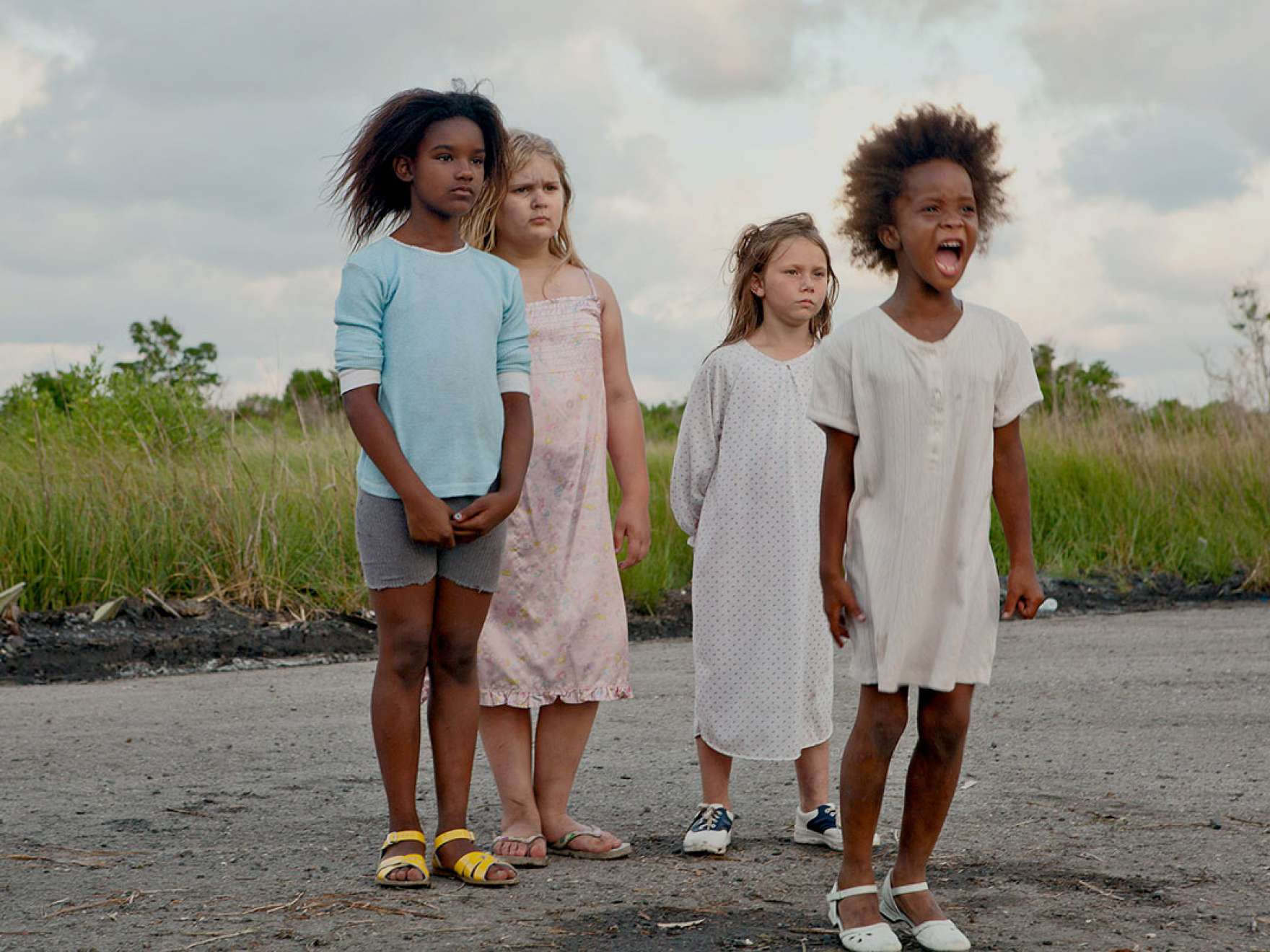 Still from Beasts of the Southern Wild