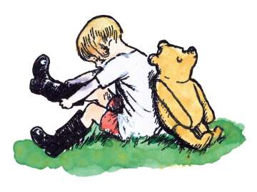 Link to Winnie-the-Pooh ticketing information page