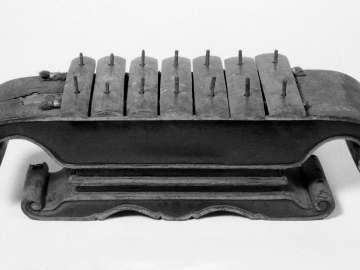 Metallophone (saron barung)