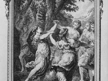 Les Métamorphoses...en latin et en françois de la traduction de M. l'Abbé Banier