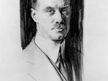 Portrait of Guy Lowell