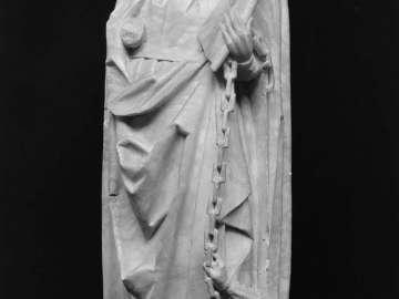 Statuette of Saint Bartholomew