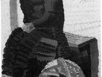 Portrait of a Whitechapel Jew