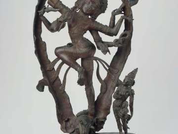 Shiva as Gajahamurti