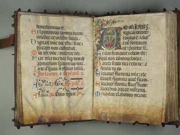 Ferial Psalter and Hymnal (Franciscan Use)