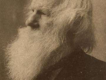Josiah Johnson Hawes, Self-Portrait as an Old Man
