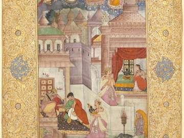 Harivamsa (Genealogy of Krishna): The Birth and Escape of Krishna
