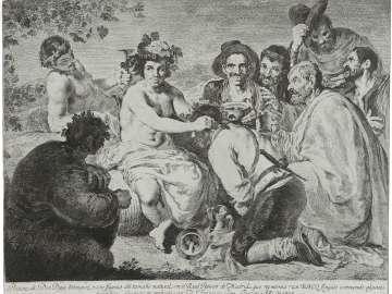 Bacchus (The Drunkards)