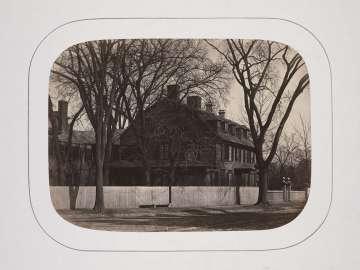 House, Harvard, Cambridge, MA