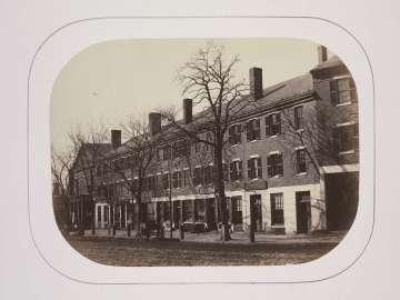 Graduates' Hall, Harvard Square, Cambridge, MA