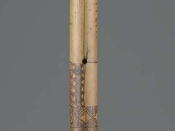 Nose flute (dulali)